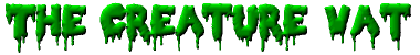 The Creature Vat banner image